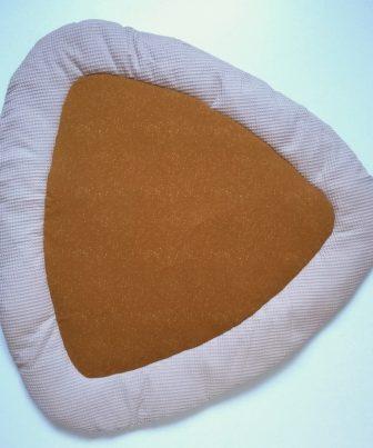 Boxkleed Tripus beige - astronomie
